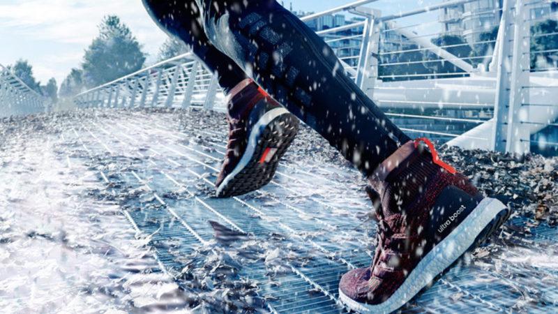 В каких кроссовках бегать зимой