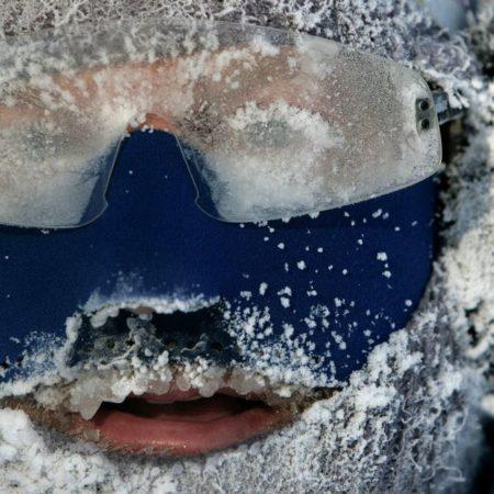 В какой одежде бегать зимой