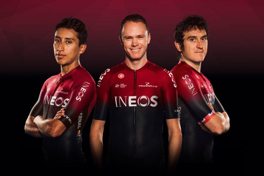 Фрум, Берналь или Томас — кто будет педалировать Ineos-машину на Туре